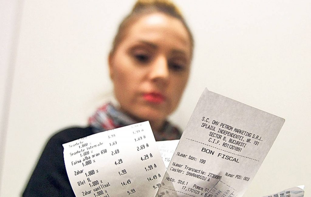 loteria bonurilor fiscale