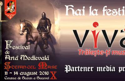 Festivalul medieval de artă