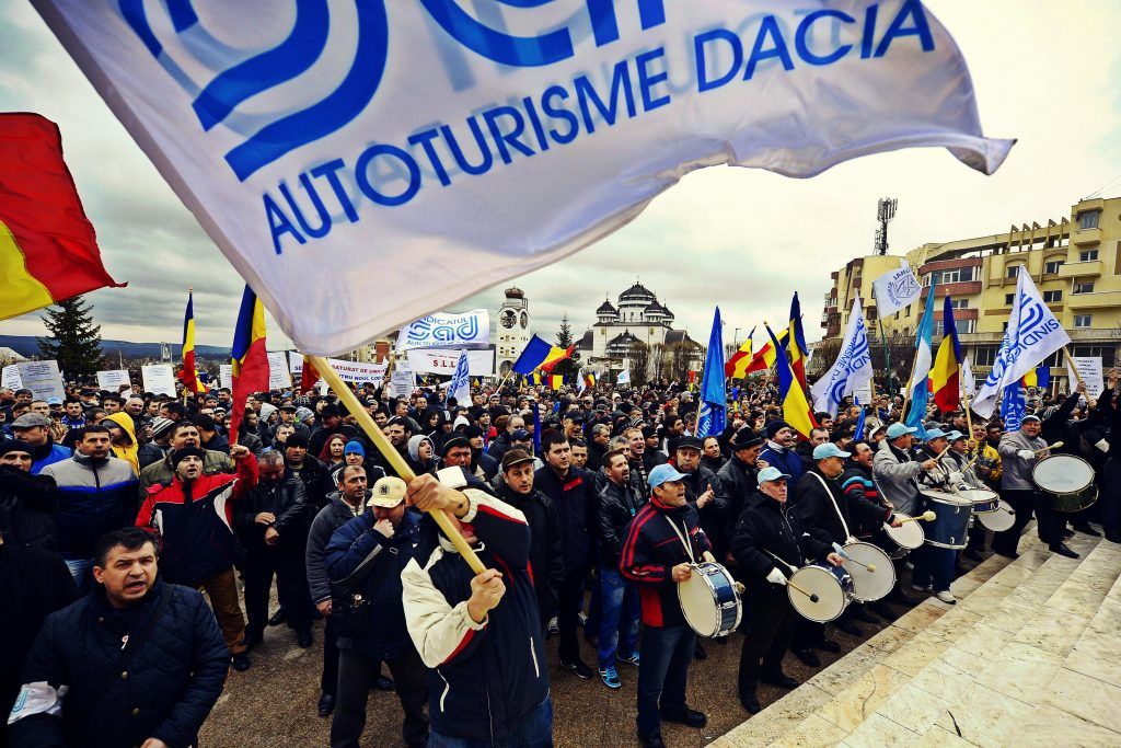protest-dacia
