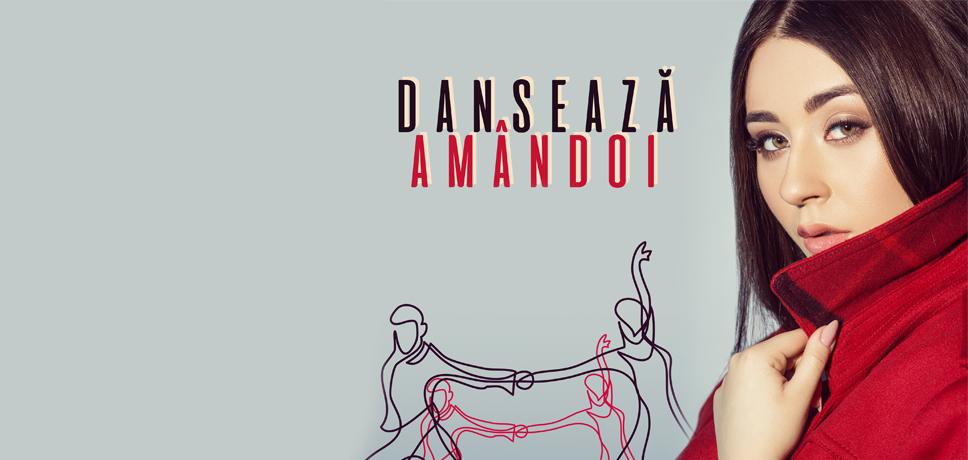 Nicole Cherry - Danseaza amandoi (single cover)